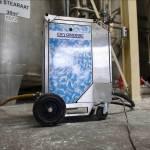 Sablare Industrială cu Gheață Carbonică Video 0