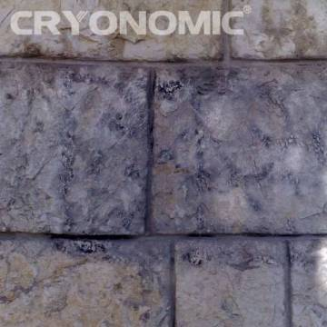 Gheață carbonică & modul abraziv în Construcții 15