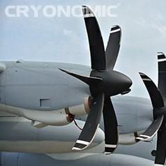 Curățare componente Industria Aeronautică 0