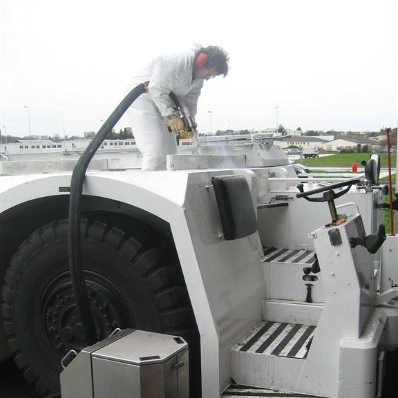 Curățare componente Industria Aeronautică 4