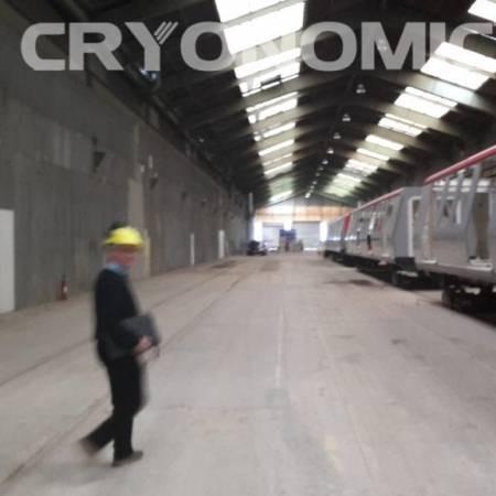 Curățare cu gheață carbonică și modul abraziv în industria auto, feroviară și aeronautică 8