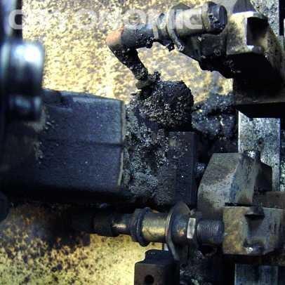 Curățare roboți sudură Industria Auto 11