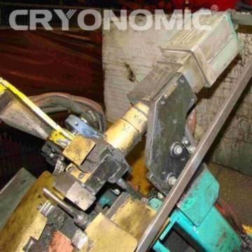 Curățare roboți sudură Industria Auto 10