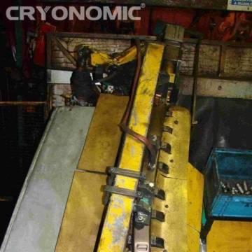Curățare roboți sudură Industria Auto 8