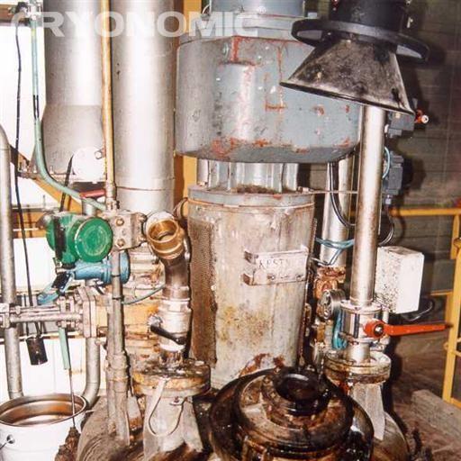 Curățare reactor și rezervor Ind Chimică 8