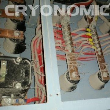 Curățare cabinete electrice 4