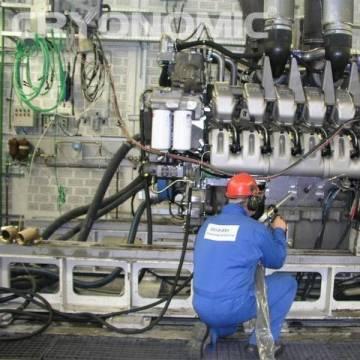 Curățare motoare de performanță înaltă 0