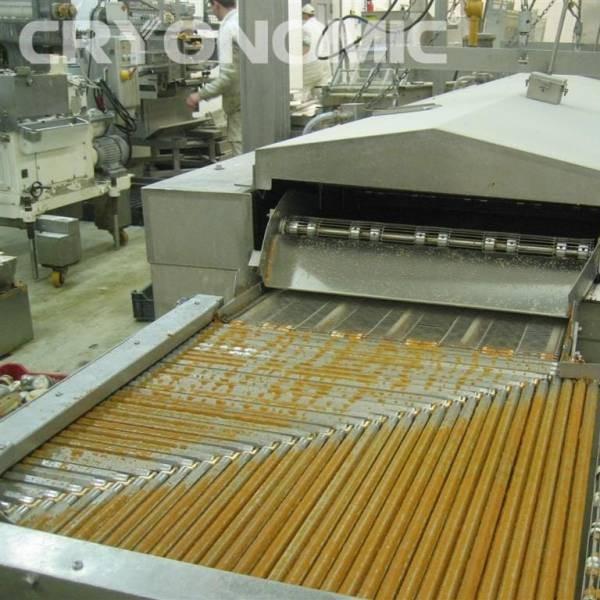 Curățare linii de producție alimentară 20