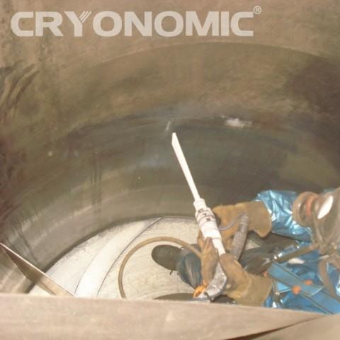 Curățare rezervoare depozitare și reactor în Industria Alimentară 4