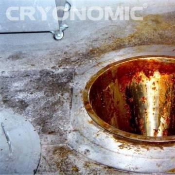 Curățare rezervoare depozitare și reactor în Industria Alimentară 1