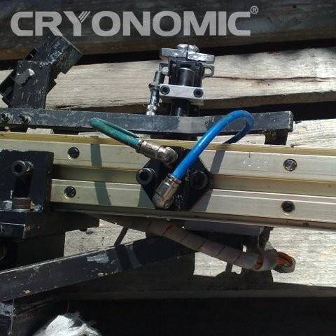 Curățare linii de ambalare - Îndepărtare lipici 6
