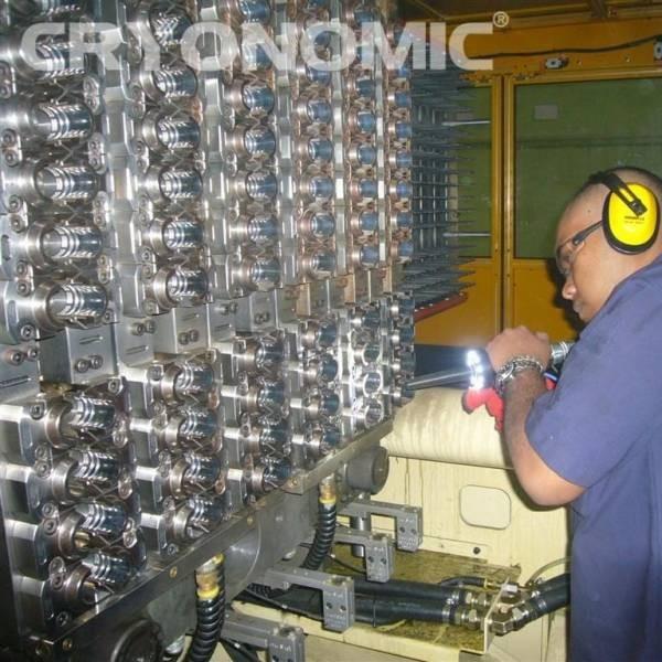 Curățare matrițe și extruder în Industria Plasticului 13