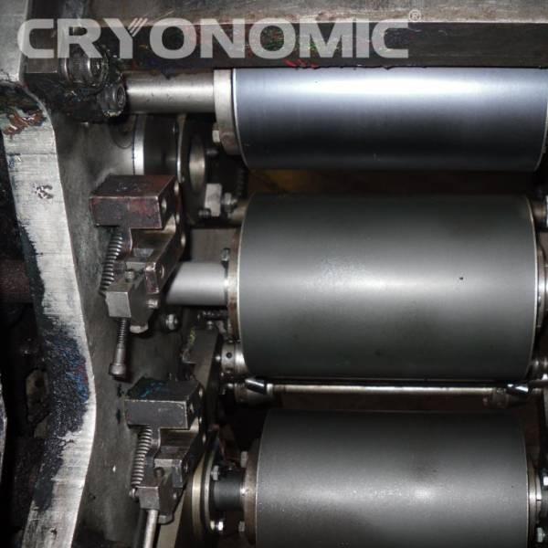Curățare prese tipografice 1