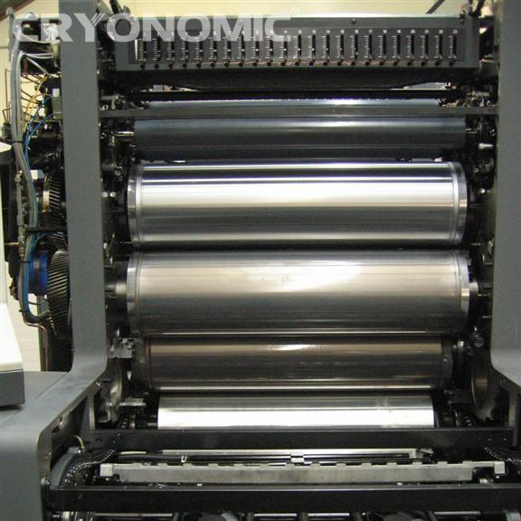 Curățare prese tipografice 14