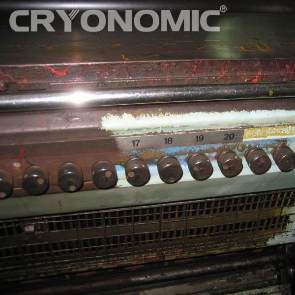 Curățare prese tipografice 12