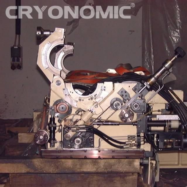 Curățare prese tipografice 36