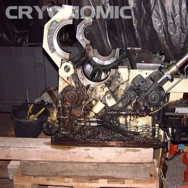 Curățare prese tipografice 37