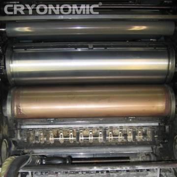 Curățare prese tipografice 15