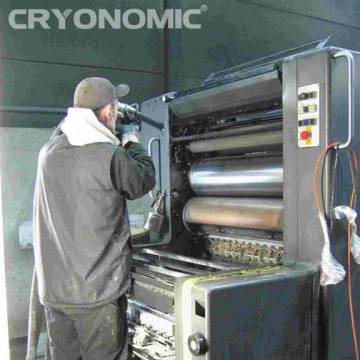 Curățare prese tipografice 49