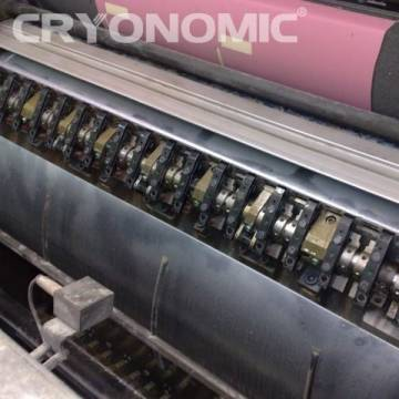 Curățare prese tipografice 41