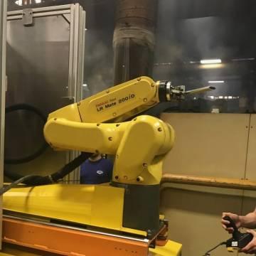 Curățare automată matrițe 18