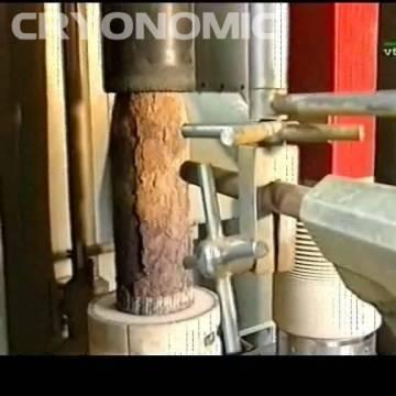 Curățare automatizată cu gheață carbonică în producția de serie 2