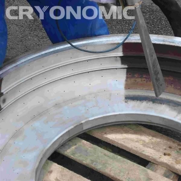 Curățarea matrițelor turnare anvelope 3