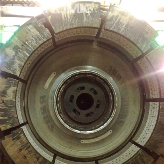 Curățarea matrițelor turnare anvelope 18