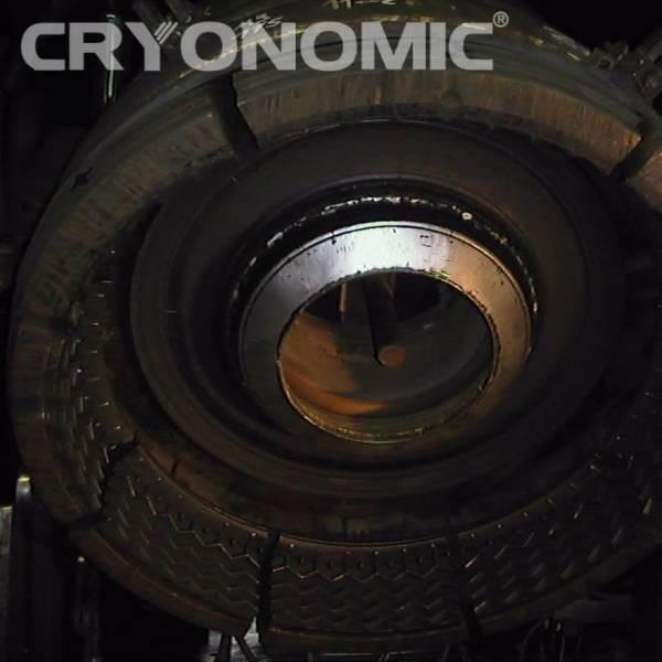 Curățarea matrițelor turnare anvelope 13