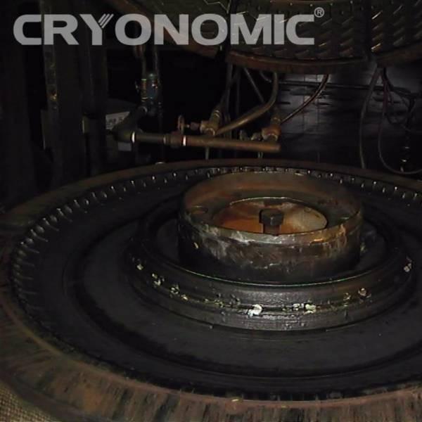 Curățarea matrițelor turnare anvelope 15