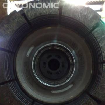 Curățarea matrițelor turnare anvelope 17