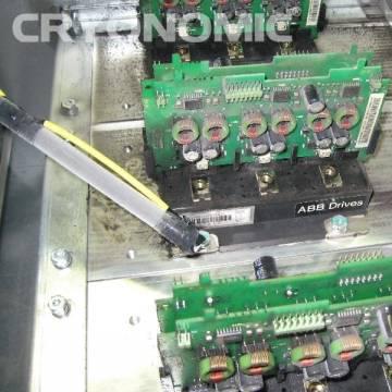 Curățare componente electrice 3