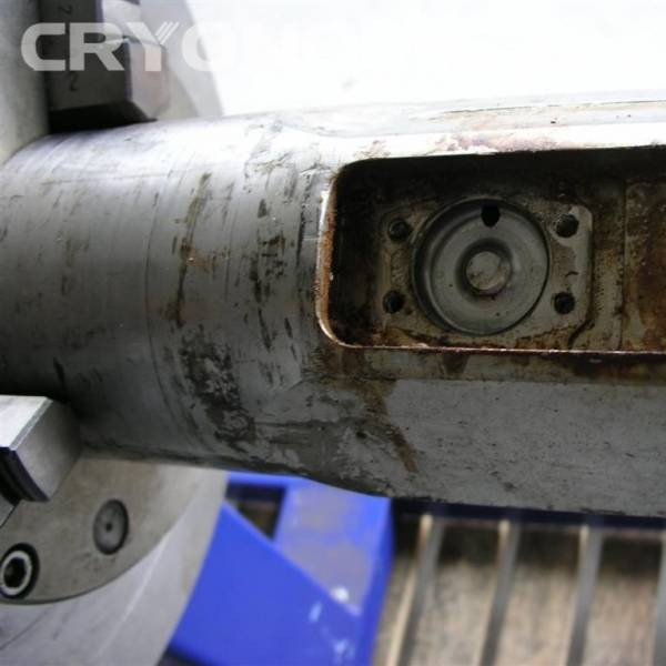 Curățare Motoare cu Gheață Carbonică 3
