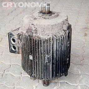 Curățare Motoare cu Gheață Carbonică 17