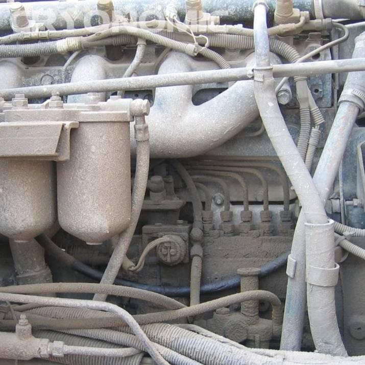 Curățare Motoare cu Gheață Carbonică 14