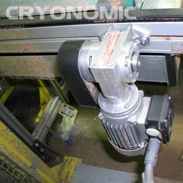 Curățare Motoare cu Gheață Carbonică 16