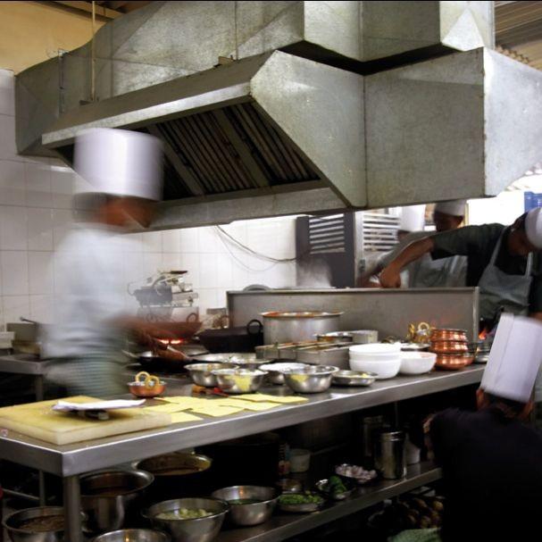 Curățare în domeniile Catering, Ospitalitate, SPA cu abur uscat 25