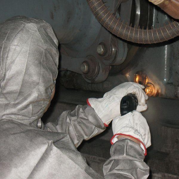 Curățare în Industrie cu Abur Uscat 4