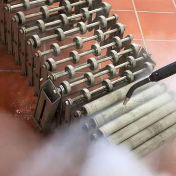 Curățare în Industrie cu Abur Uscat 0