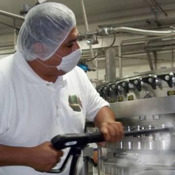 Curățare în Industria de Îmbuteliere cu Abur Uscat 0