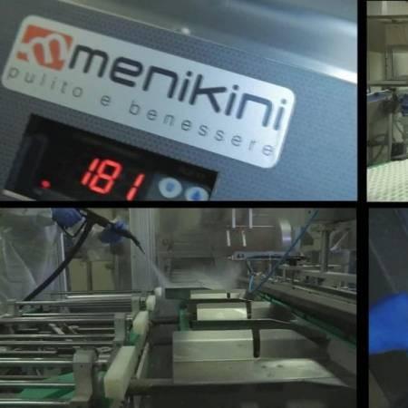 Curățare cu Abur Uscat în Industria Alimentară 12