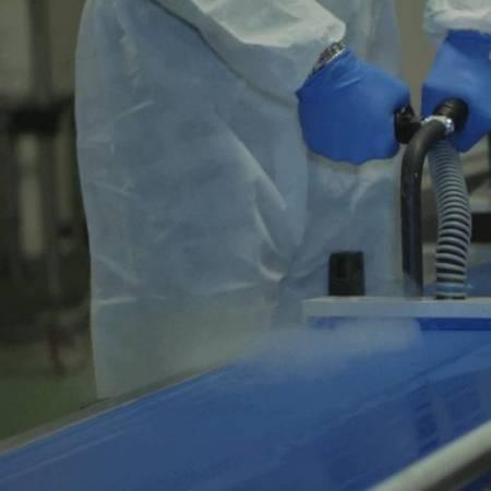 Curățare cu Abur Uscat în Industria Alimentară 4
