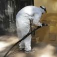 Curățare / Restaurare prin sablare umedă abrazivă 5