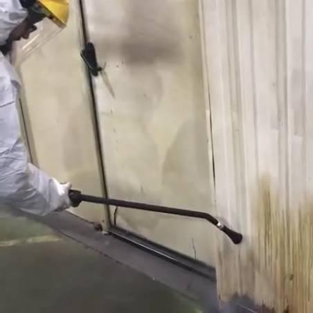 Curățare Pereți / Pardoseli cu Abur Uscat 22