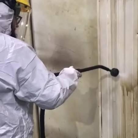 Curățare Pereți / Pardoseli cu Abur Uscat 21
