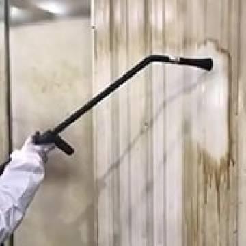 Curățare Pereți / Pardoseli cu Abur Uscat 4