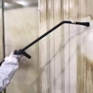 Curățare Pereți / Pardoseli cu Abur Uscat 10
