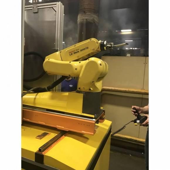 Robot de Curățare cu Gheață Carbonică 5
