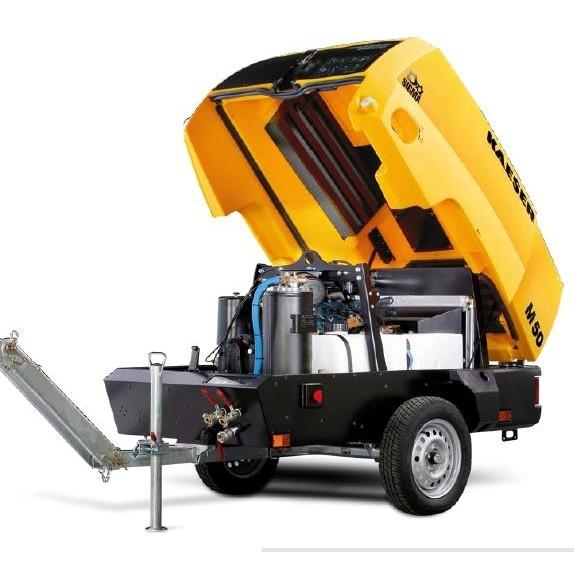 Compresor Industrial Portabil pe 7 bar (5 m³/min) 1