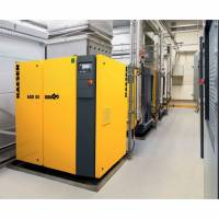 Compresor Industrial 5,53 m³/min 2